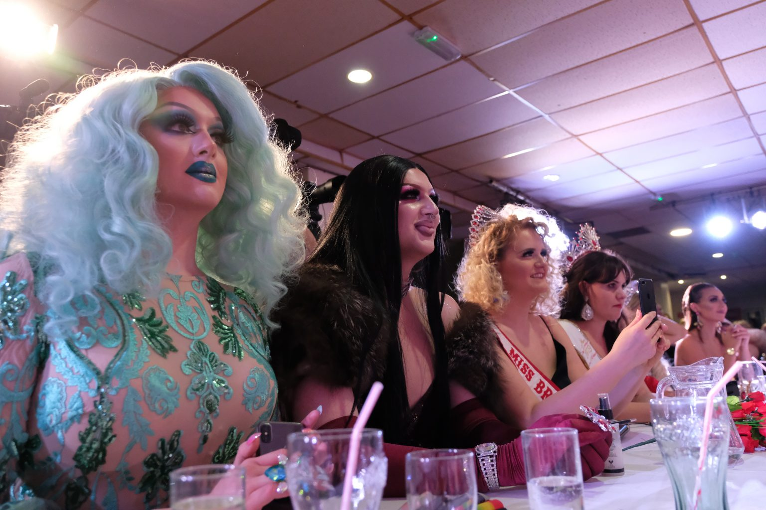 Miss Drag Judges